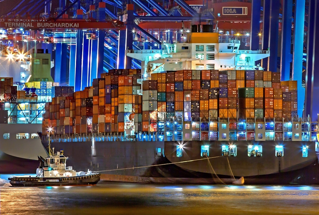 Wet & Dry Cargo Catering